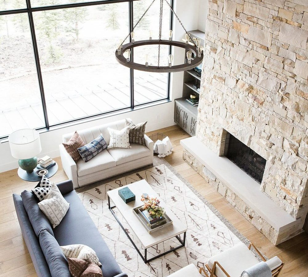 Promontory Project: Great Room, Kitchen