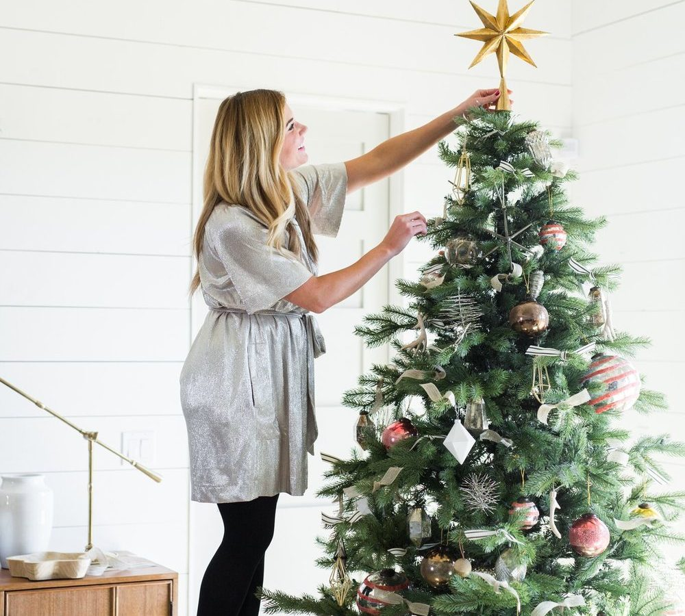 Trimming The Tree with Studio McGee