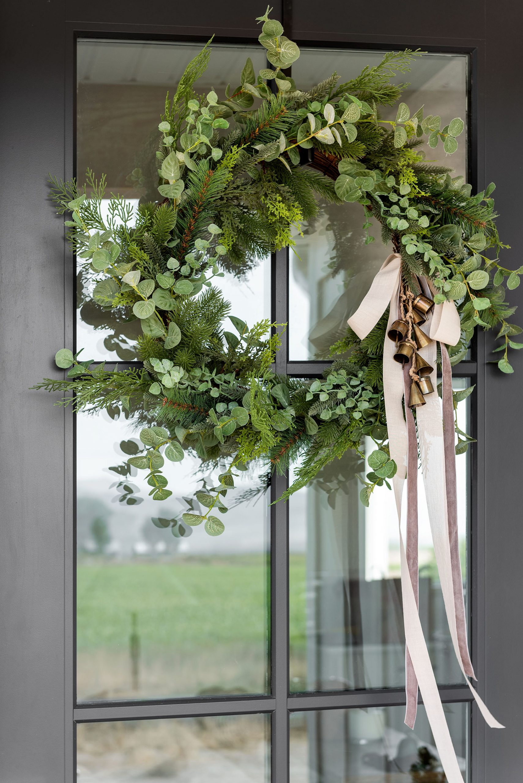 Tips For Styling Your Holiday Front Door