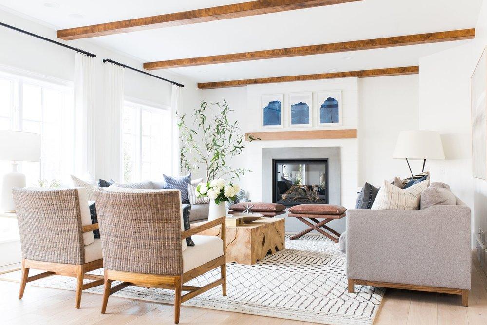 Riverbottoms Remodel: Living Room Reveal