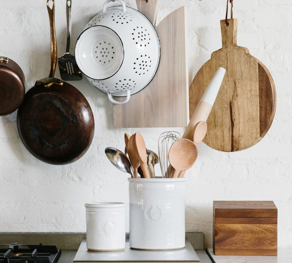 Kitchen Organization with The Home Edit