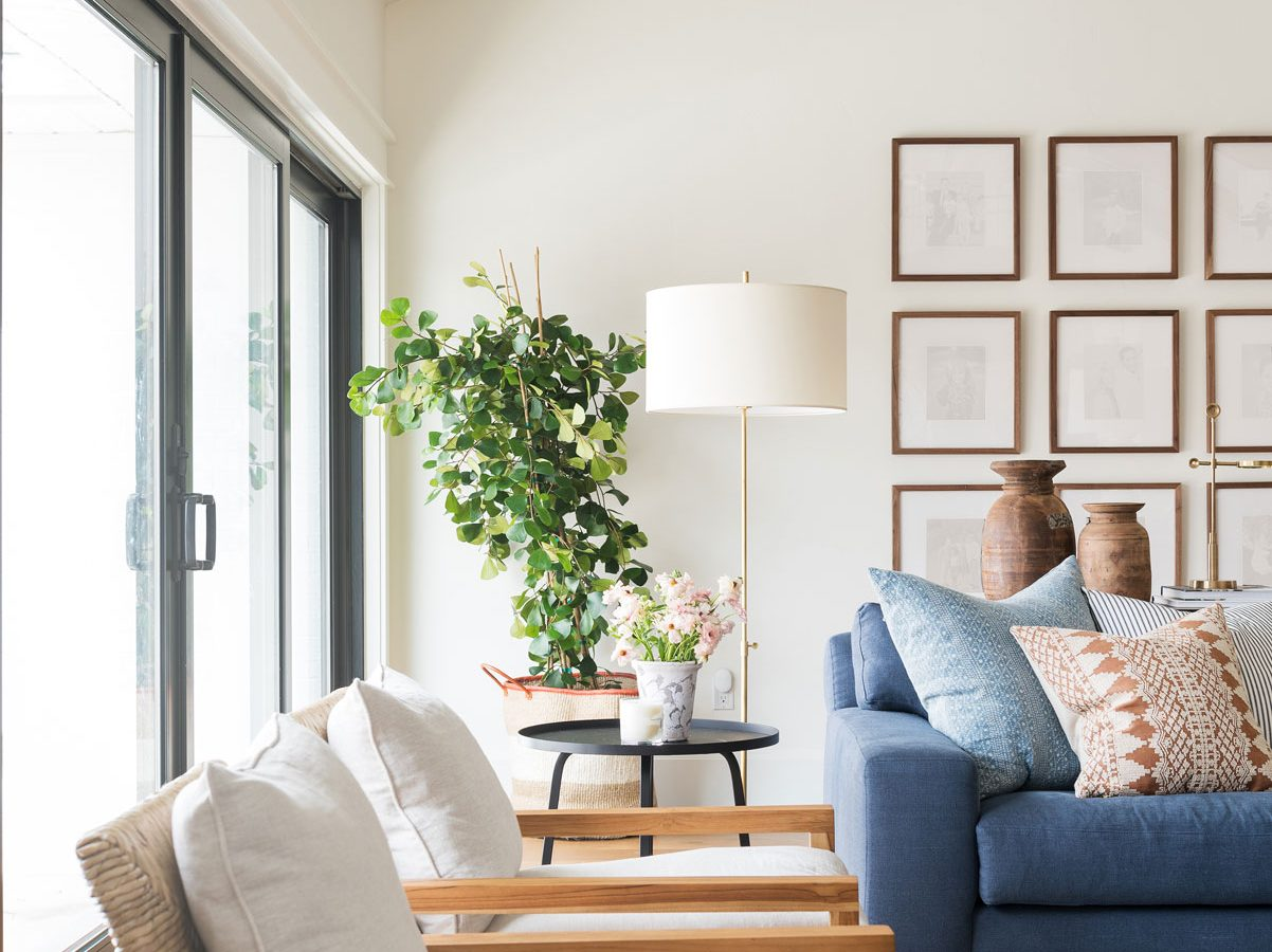 Northridge Remodel: The Living Spaces