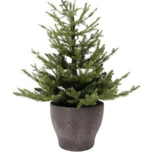 Norway Potted 4' Faux Tree