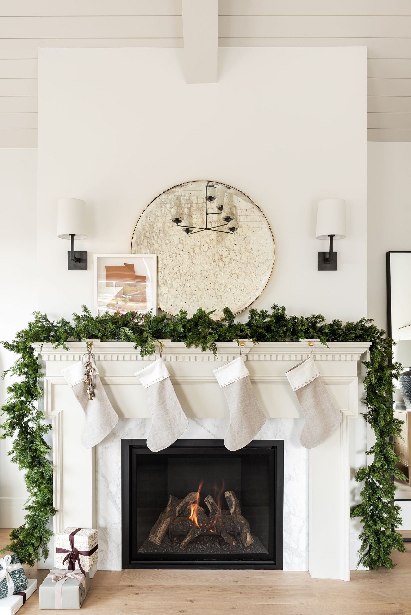 Ideas For Styling Your Holiday Greenery