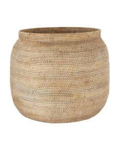 Lombok Rattan Basket