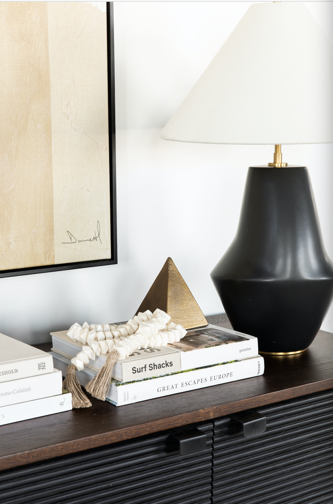 Styling Your Console Table: Our Guide