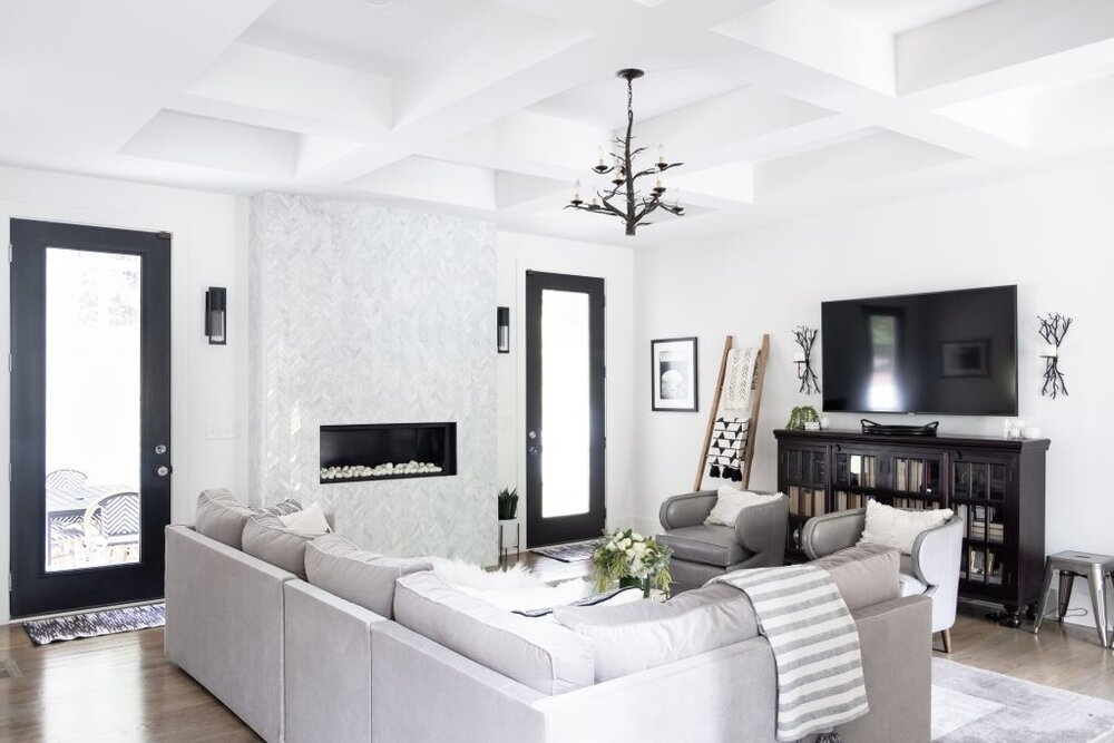Living Room Organization Q&A With The Home Edit