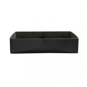Genuine Leather Tray