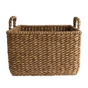 Coming Soon: Rectangle Seagrass Basket