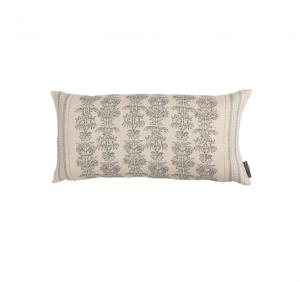 Demi Floral Stripe Pillow Cover