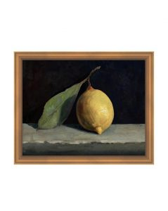 Still Life with Lemon