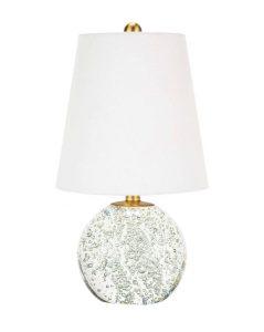 Bulle Crystal Mini Table Lamp