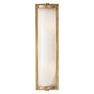 Dresser Glass Rod Light
