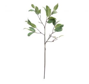 Faux Laurel Leaf Stem