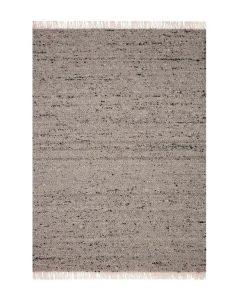 Thielson Gray Wool Rug