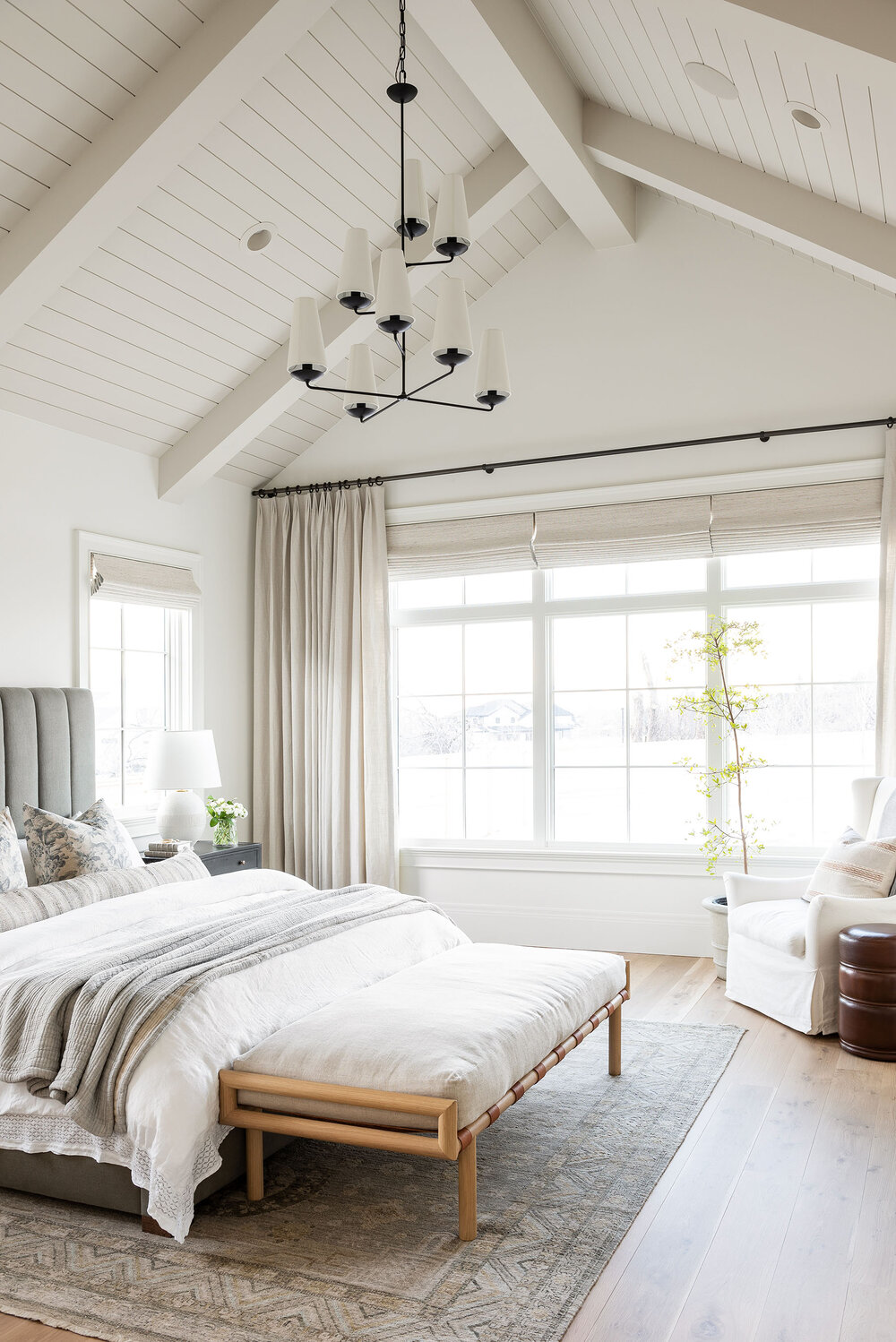 The McGee Home: Master Bedroom Photo Tour