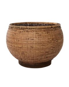 Zia Round Basket