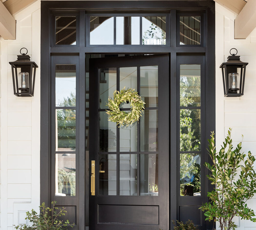 The Anatomy of a Fall Front Door
