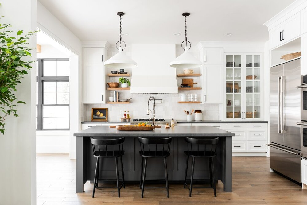 One Kitchen Two Ways