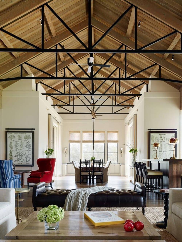 Design by  Jennifer Robin Interiors
