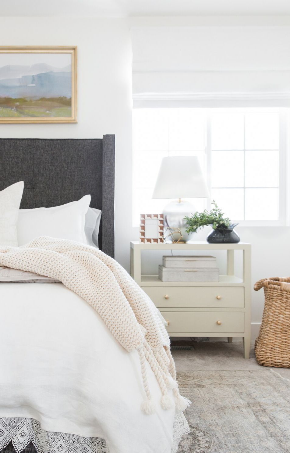How To Decorate A Nightstand 3 Tips 3 Ways To Do It Studio Mcgee
