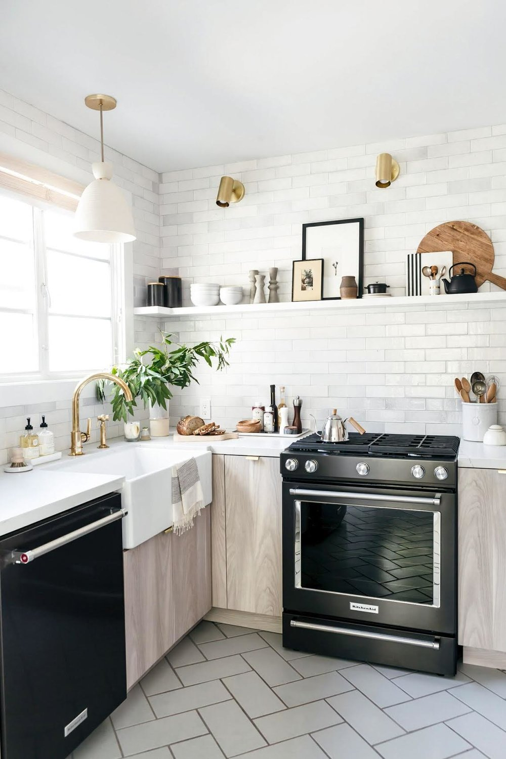6 Tips For Small Kitchen Design Studio Mcgee