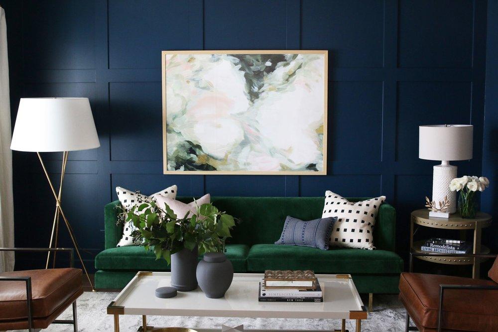 Formal Sitting Room Webisode Studio Mcgee