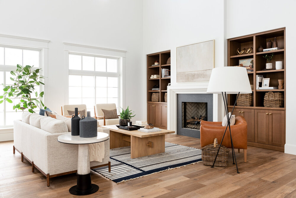 Get The Look: Pine Brook Project
