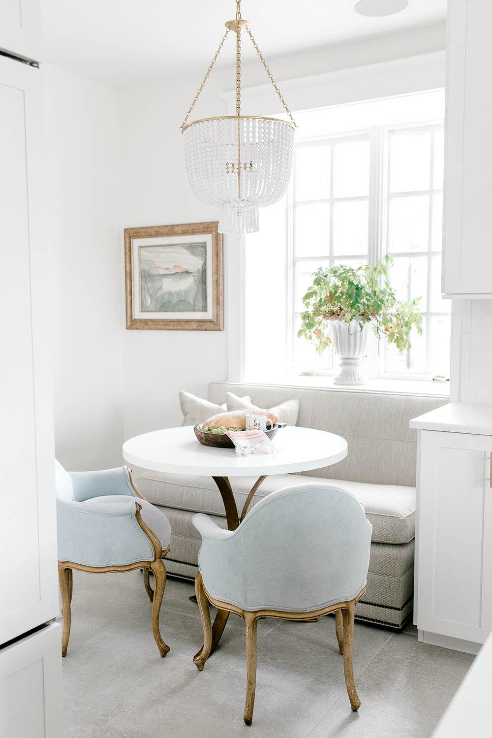 Design by  Stephanie Gamble Interiors