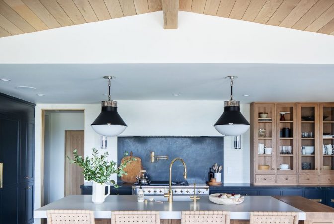 The Crestview House: Kitchen & Living Space Webisode