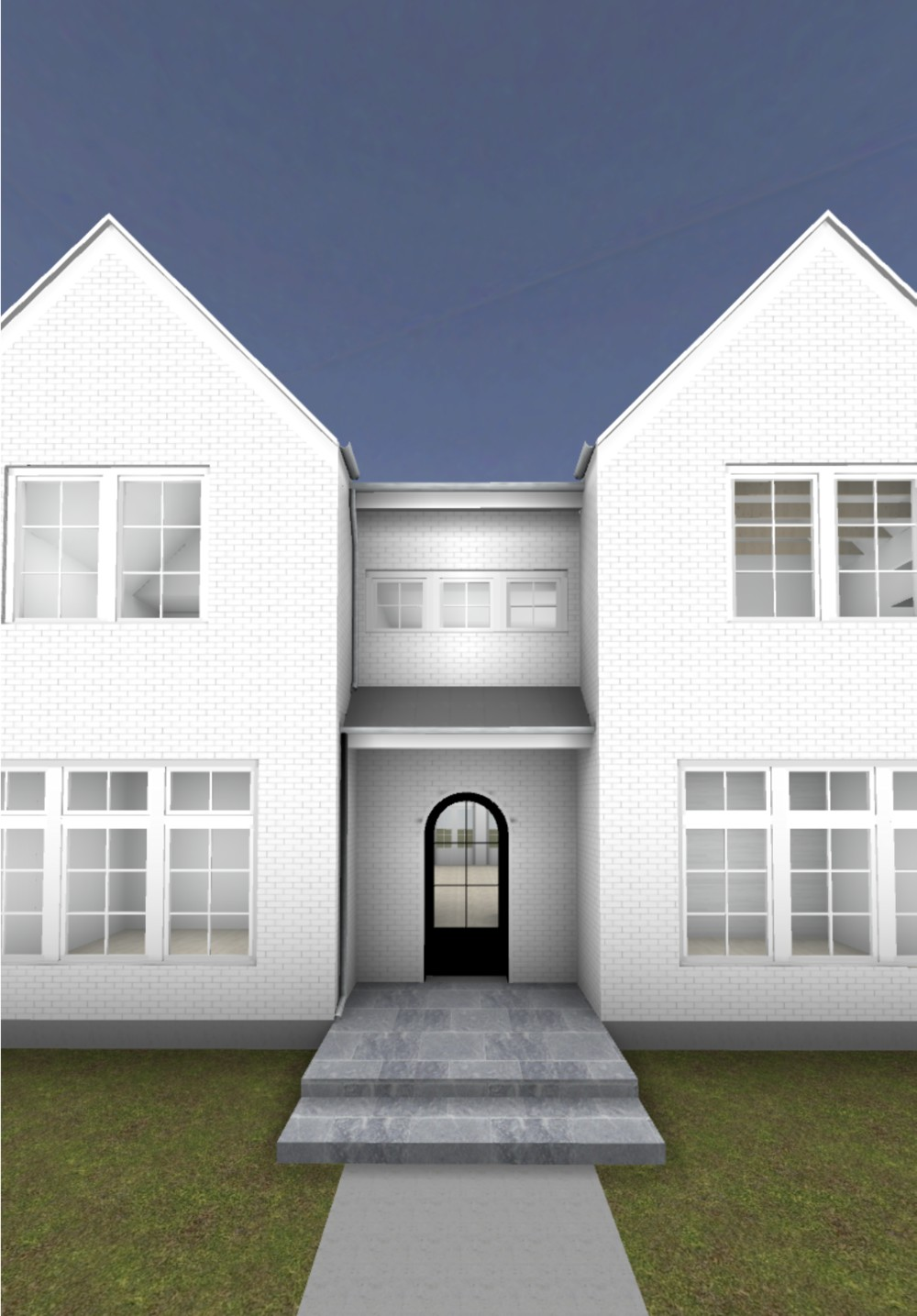 Renderings are by  Lloyd Architects .