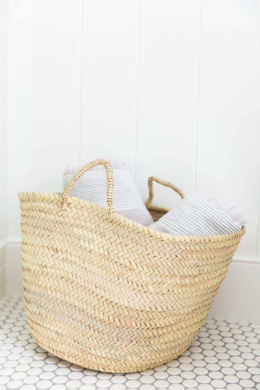Rockport Towel +  Caravan Basket