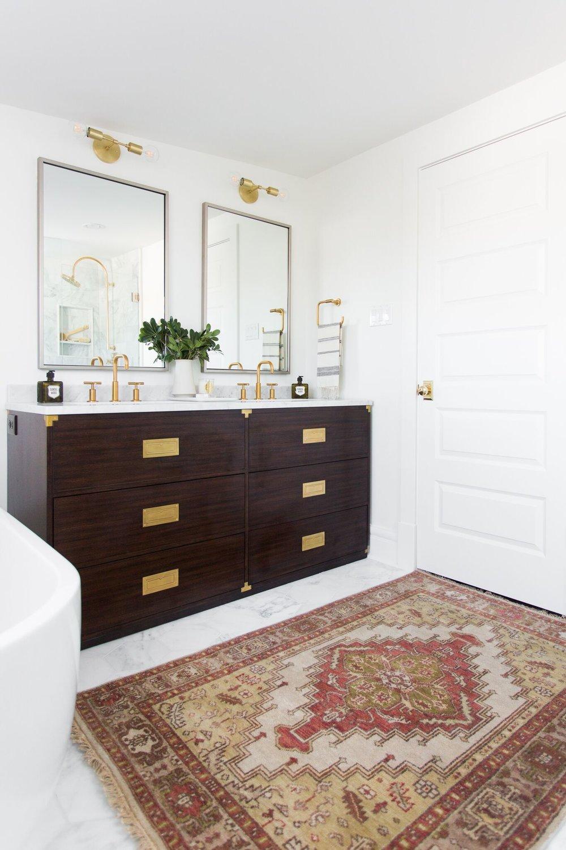 Does My Bathroom Need A Rug Studio Mcgee