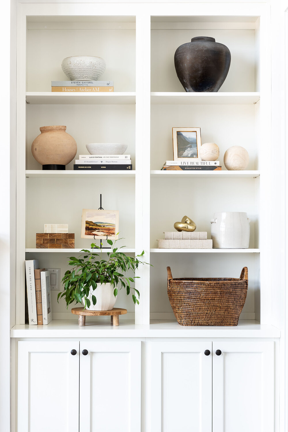 A Step-By-Step Built-In Styling Process