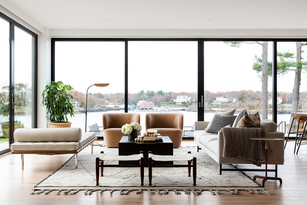 One of our most recent projects, Rye New York.