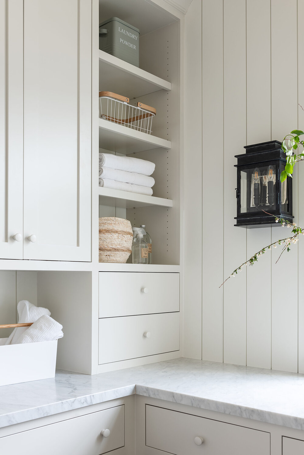 The McGee Home: Our Laundry Room