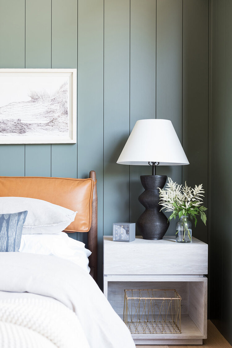 How to Pair Nightstands, Beds, and Dressers.