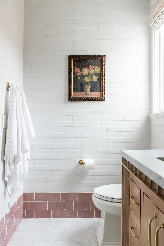Wrens Bathroom (full photo tour coming soon!)