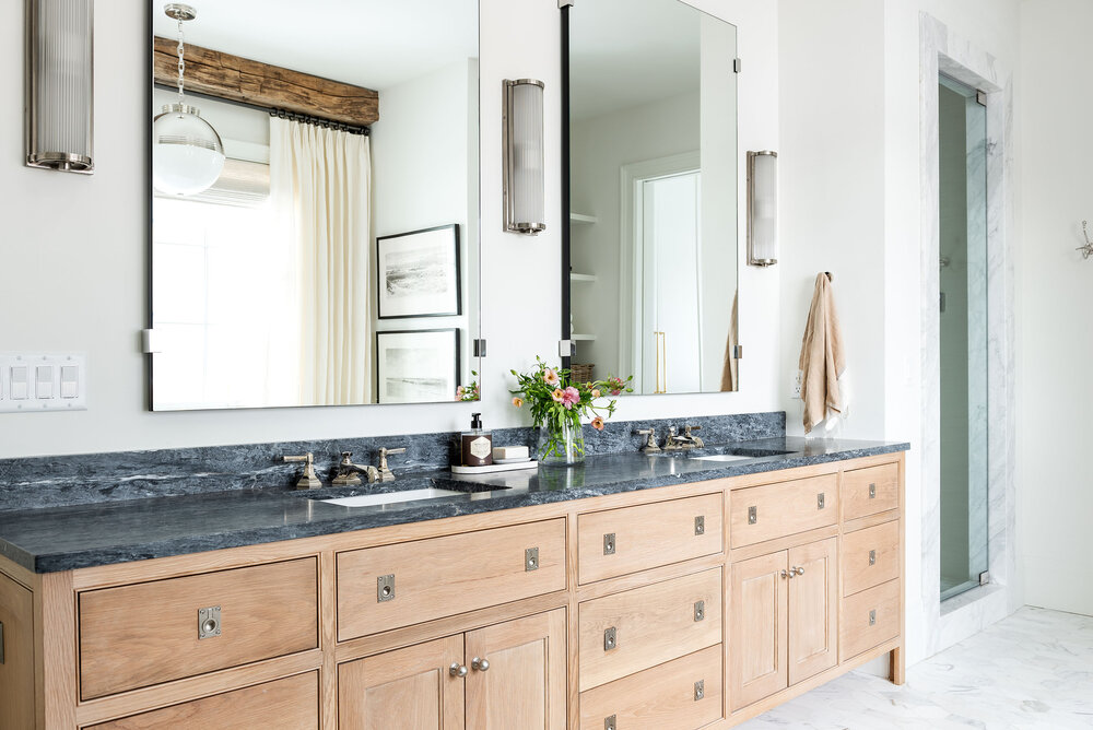 The McGee Home: Master Bathroom Photo Tour