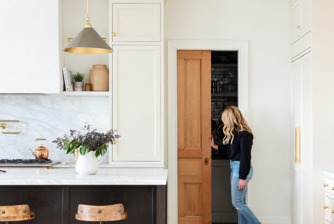 McGee Home Pantry Reveal
