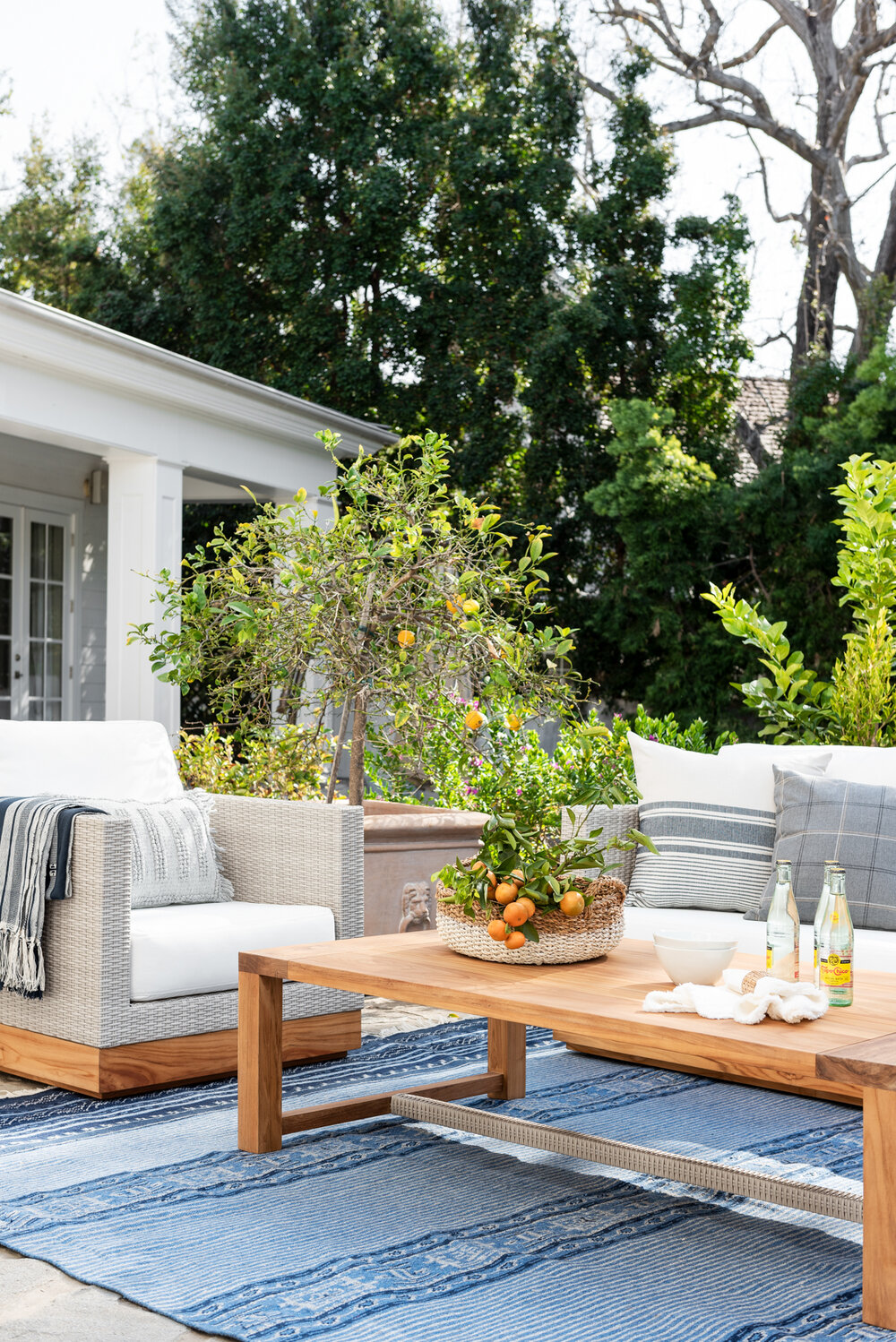 Our Guide to Creating an Outdoor Setting