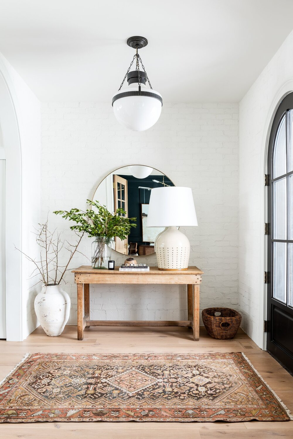Tour the McGee Home Entryway