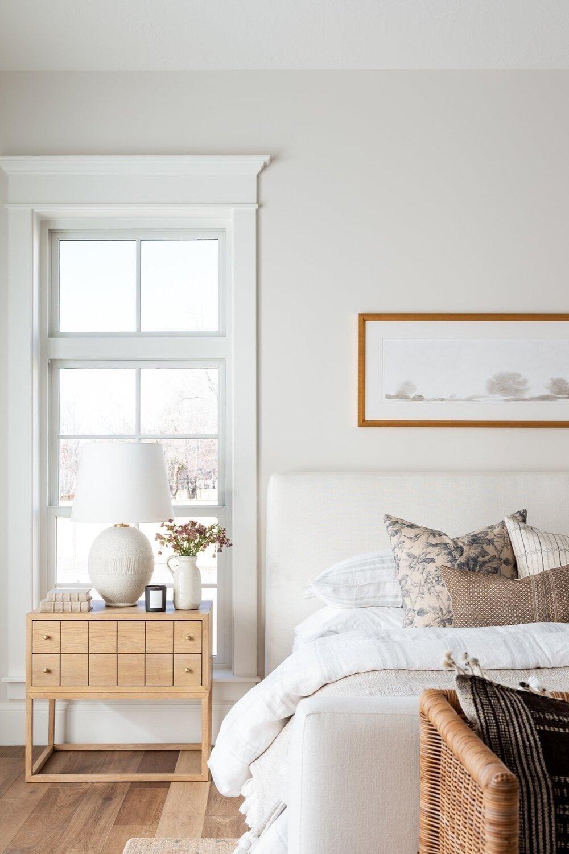 bedroom styling basics