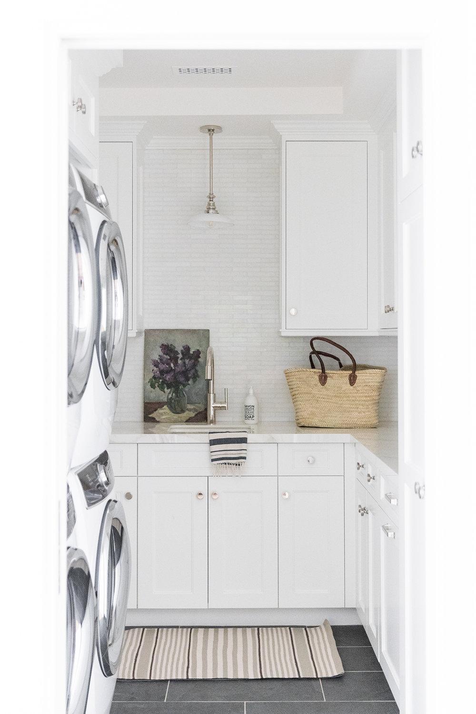 Fresh laundry room design inspiration | studio mcgee blog