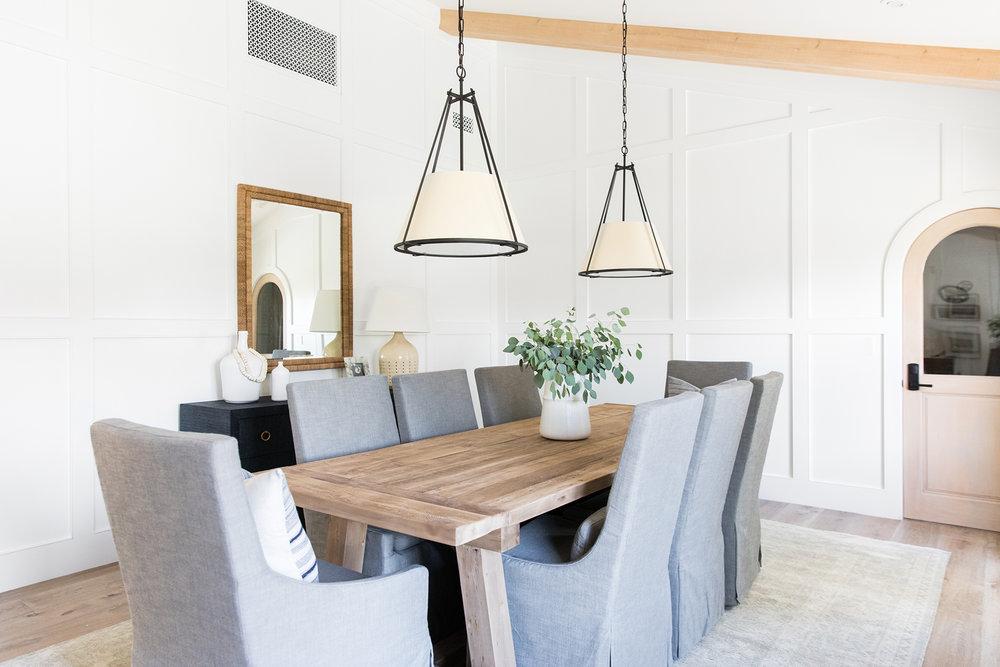 Dining Room Orange County