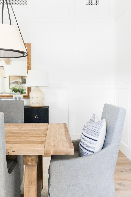 Minimal Dining Room