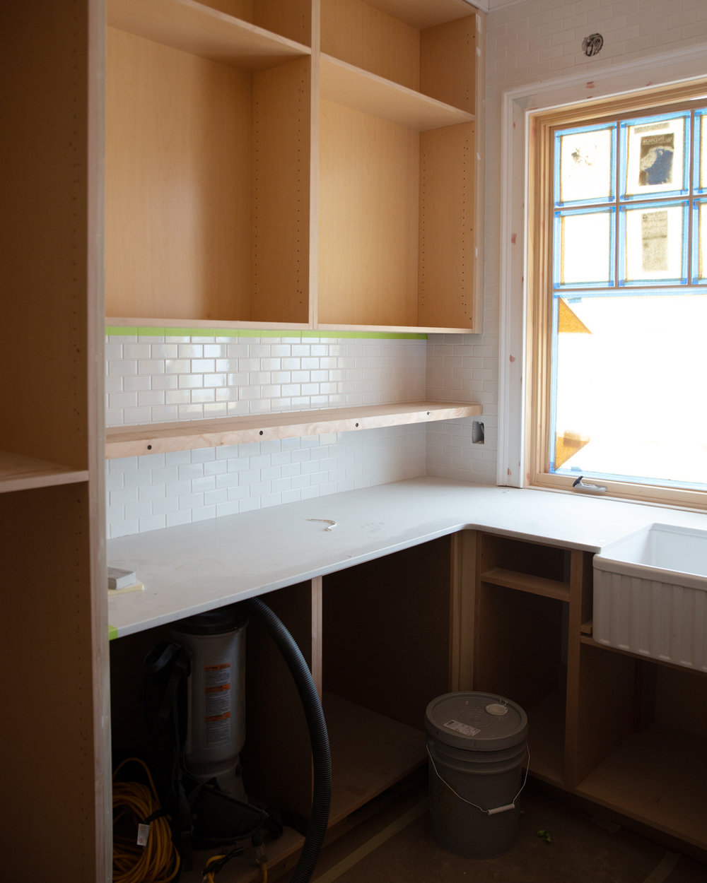Construction Cabinetry