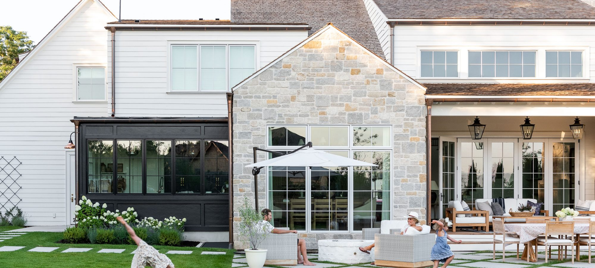 The McGee Home: Our Backyard Video Tour