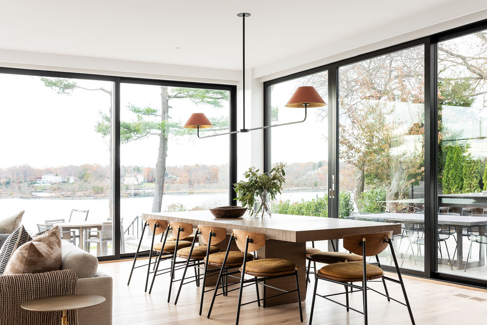 Cozy & Modern Dining & Great Room