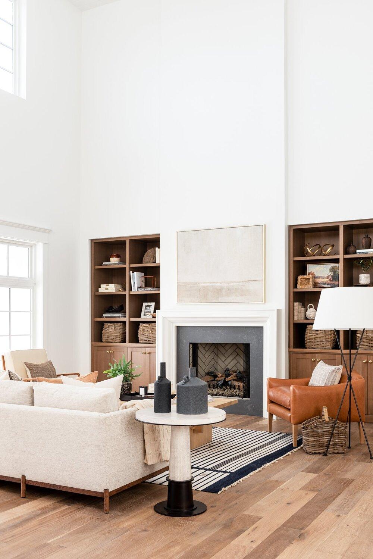 pine brook living room